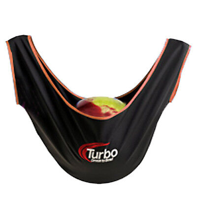 Turbo Grips Bowling Ball See Saw Super Shine Ball Caddy Orange Free ship!](Super Bowl Accessories)