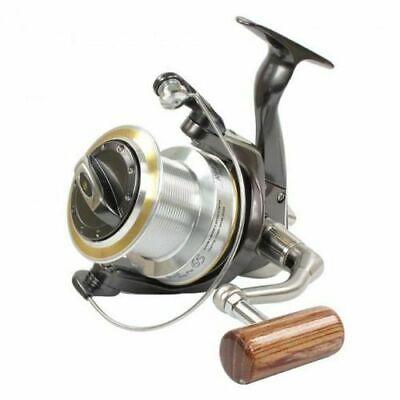 Wychwood Riot 65 Big Pit Carp Fishing Reel + Spare graphite Spool