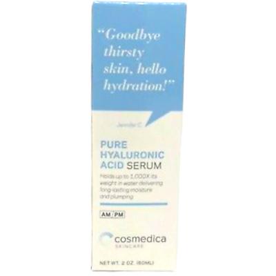 Cosmedica Skincare Hyaluronic Acid Serum for Skin- 100% Pure