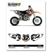 2009 KTM Graphics
