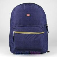 LOST BLUE DENIM BACKPACK
