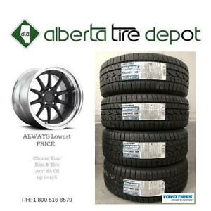 10% SALE LOWEST Price OPEN 7 DAYS Toyo Tires All Weather 215/55R17 Toyo Celsius Shipping Available Trusted Business