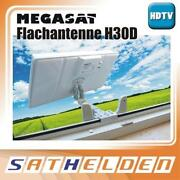 Flat Satellite Antenna