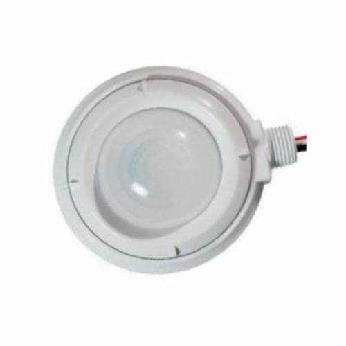 Hubbell WSPEM24V High Bay Sensor - End Mount - White - 24VDC - NEW