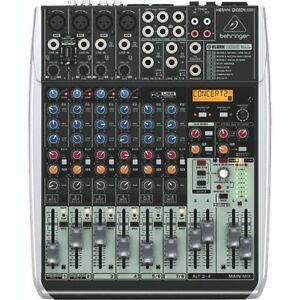 Behringer Xenyx QX1204USB Premium 12-Input 2/2-Bus  - NEW IN BOX