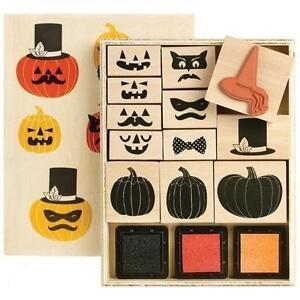 Martha Stewart Halloween Stamps