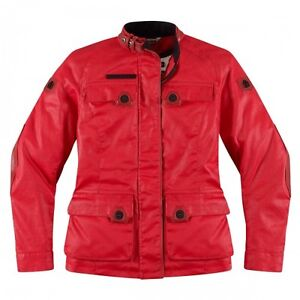 SPECIAL PRICE ICON 1000 AKORP JACKET WOMEN/JAQUETTE MOTO  FEMMES