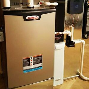 ENERGY STAR Furnaces & ACs - Free Install with Rent to Own