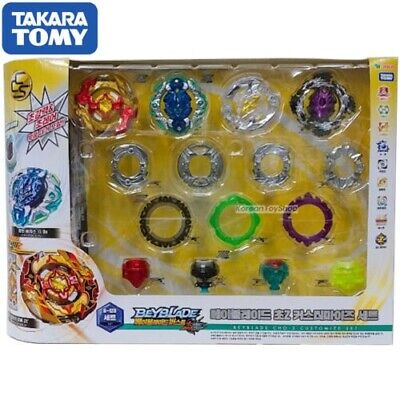 Beyblade Burst B-128 Cho-Z Customize Set Original Authentic