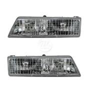 Mercury Grand Marquis Headlights