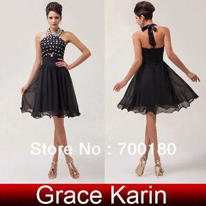 GRADUATION-FORMAL DRESS, BLING, SIZE 14/16 DESIGNER GRACE KARIN