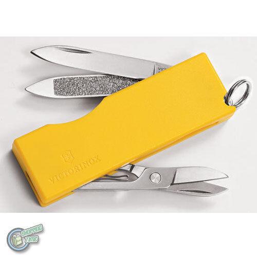 VICTORINOX TOMO 0.6201.A8 Swiss Army Knife Lemon Yellow Blue Green Pink White