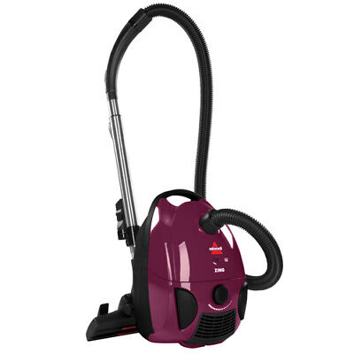 BISSELL Zing Bagged Canister Vacuum 4122 - Bagged - 10 A - S
