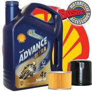 Honda ST1100 Pan European Oil Filter