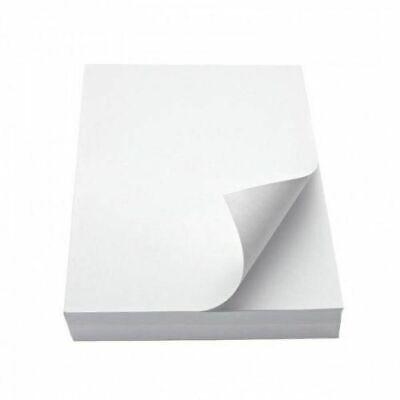 20 Pcs A4 Blank White Self Adhesive Paper Label For Laserinkjet Printer Sticker