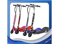 24v E10 Electric Scooters Kids E-ScooterUK 120watt showroom open nxt generation
