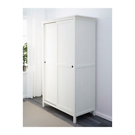 SOLD - Wardrobe - Ikea Hemnes