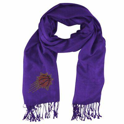 NBA  Phoenix Suns Crystal Pashmina Fan Scarf
