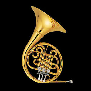 BRAND NEW SINGLE FRENCH HORN / WAGNER HORN