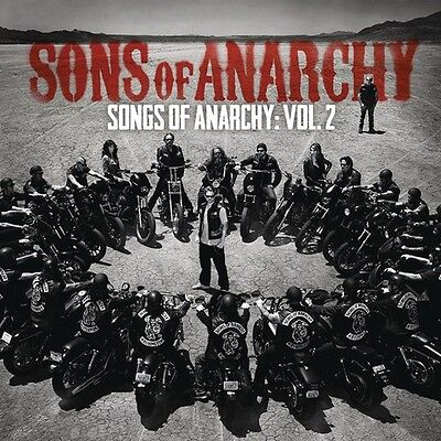 Various Artists   Sons Of Anarchy 2  Original Soundtrack   New Cd