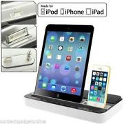 Dual iPad Docking Station