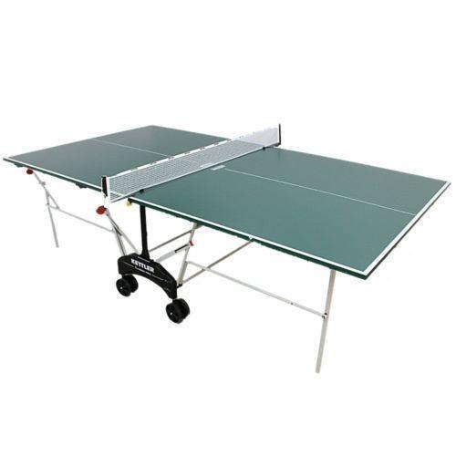 kettler outdoor table tennis table ebay. Black Bedroom Furniture Sets. Home Design Ideas