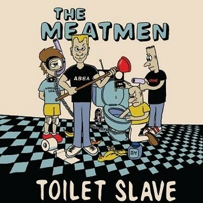 The Meatmen - Toilet Slave [New Vinyl]