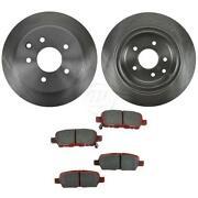 Nissan Altima Brake Rotors