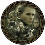 Lord of The Rings Plates