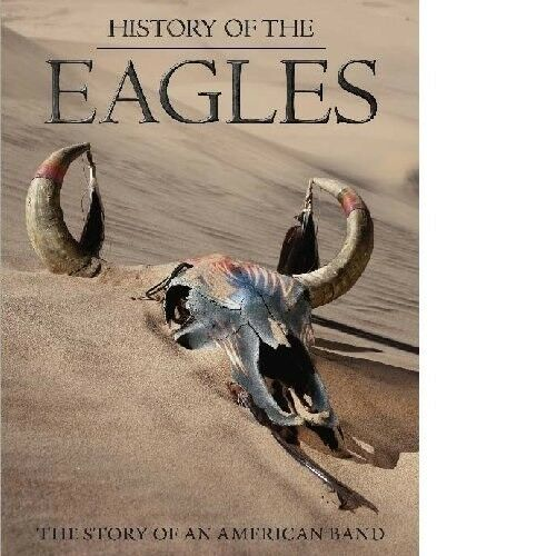 EAGLES - HISTORY OF THE EAGLES 2 DVD NEU