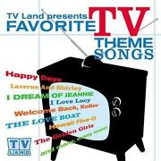 TV Theme Songs CD