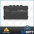 Behringer Passive Pro Audio Signal Processors & Rack Effects