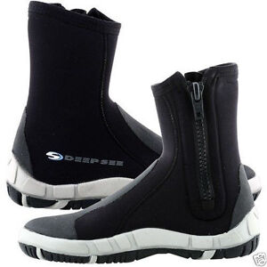 6-5mm-neoprene-Boots-Water-Sports-Scuba-diving-equipment-dredge-deep-see-manta