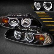 BMW 5 Series Headlights