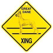 Great Dane Sign