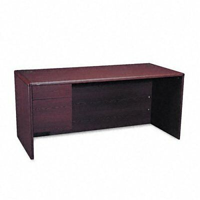 Hon 10700 Series Single Pedestal Desk - 66 Width X 30 Depth X 29.5 10784lnn