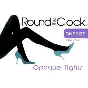 Round The Clock Pantyhose