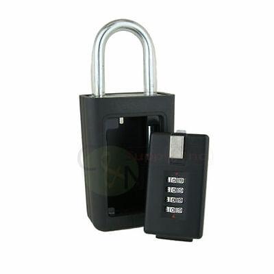 2 Lockboxes Lock Box For Key Storage Realtor Real Estate 4 Digit Lockbox
