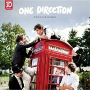 One Direction - Take Me Home NEW CD