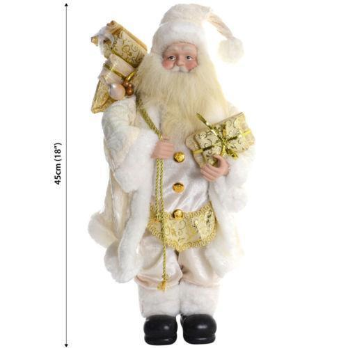 Santa Claus Decorations Uk: Standing Santa: Other Christmas Decoration