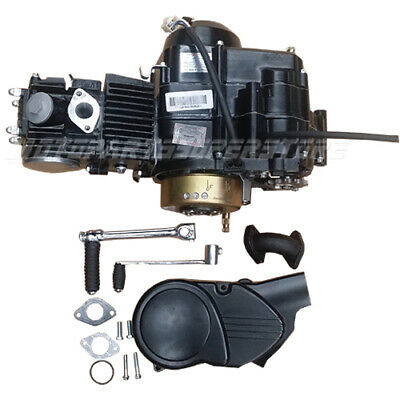 110cc Pit Bikes Engine w/Semi Automatic Transmission For 50 70 110cc Dirt Bikes