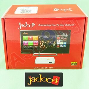 JADOO TV 4 BRAND NEW  WITH FREE AIR MOUSE