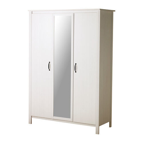 Wardrobe and Shelves - White IKEA