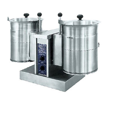 Cleveland Tket12t Twin 12 Gallon Electric Kettle