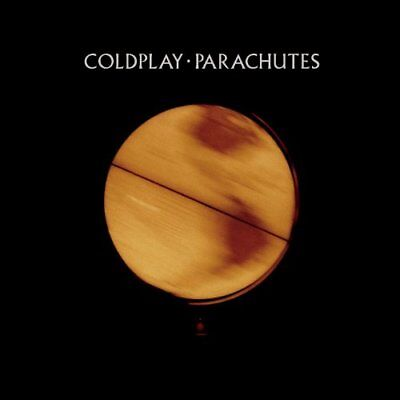 NEW - PARACHUTES (VINYL) by Coldplay