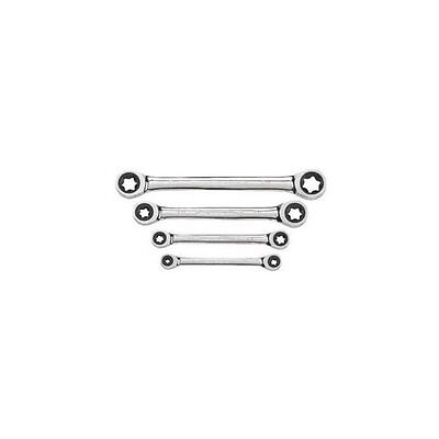 Gearwrench 4 Pc. E-torx Double Box Ratcheting Wrench Set Torx (eht9224) for sale  Newark