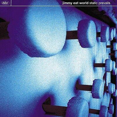 Jimmy Eat World - Static Prevails [New Vinyl]