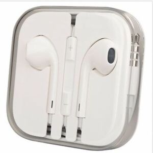 Écouteurs - Earpods, for iPhone 6 5 4S Remote & Mic