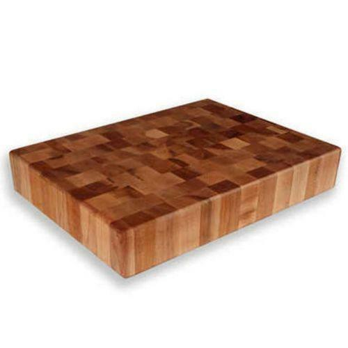 Maple end grain cutting board ebay