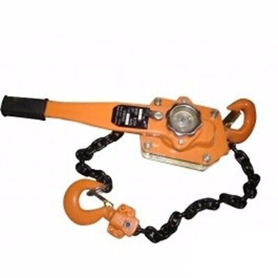 3 Ton Hand Operated Manual Chain Lever Lift Hoist Comealong Come A Long Winch
